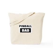 PINBALL Dad Tote Bag