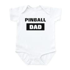 PINBALL Dad Infant Bodysuit
