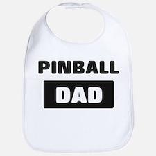 PINBALL Dad Bib
