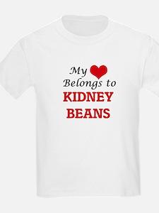 My Heart Belongs to Kidney Beans T-Shirt