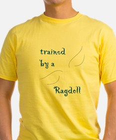Trained by a Ragdoll Cat T