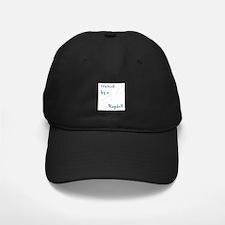 Trained by a Ragdoll Cat Baseball Hat