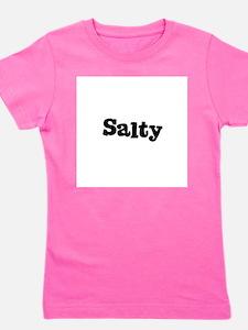 Unique Salty Girl's Tee