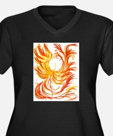 Phoenix Plus Size T-Shirt