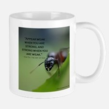 The Determined Ant Mugs