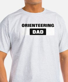ORIENTEERING Dad T-Shirt