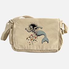 Plastific Ocean Update Messenger Bag
