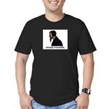 Calvinist Fitted T-shirts (Dark)