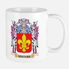 Ventura Coat of Arms - Family Crest Mugs