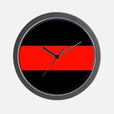 First Responders Wall Clock