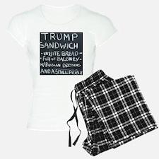 Trump Sandwich pajamas