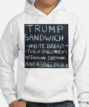 Trump Sandwich Jumper Hoody