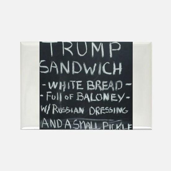 Trump Sandwich Magnets
