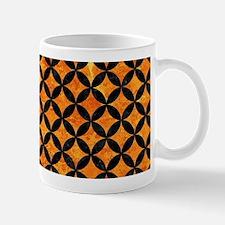 CIR3 BK-OR MARBLE (R) Mug