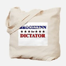 BROOKLYNN for dictator Tote Bag