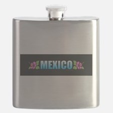 Mexico Flask