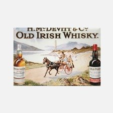 McDevitt's Irish Whiskey Magnets (10 pack) Magnets