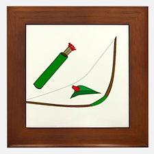 Robin Hood Framed Tile