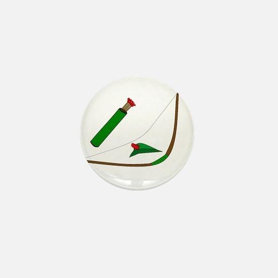 Robin Hood Mini Button