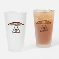 Hang Gliding 2 Drinking Glass
