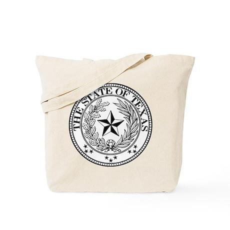 Texas State Seal Tote Bag