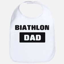 BIATHLON Dad Bib