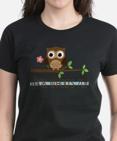 70th Birthday Owl T-Shirt