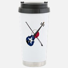 Texas Fiddle Travel Mug