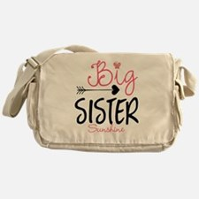 Big Sister Arrow Butterflyl Personalized Messenger