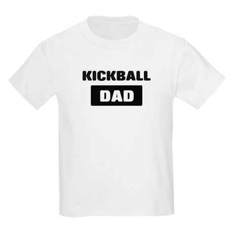 KICKBALL Dad Kids Light T-Shirt