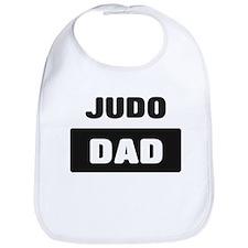 JUDO Dad Bib