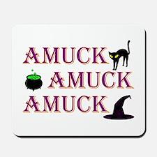 Amuck Mousepad