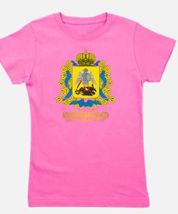 Funny Russian coat Girl's Tee