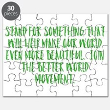 Stand For Something Puzzle