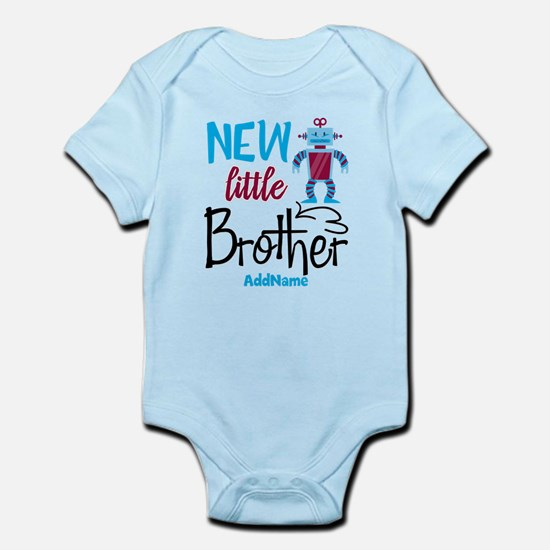 Little Brother Robot Personalized Body Suit