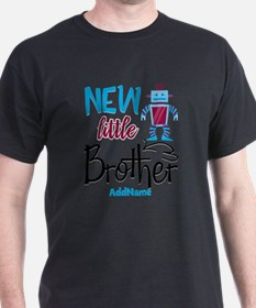 Little Brother Robot Personalized T-Shirt