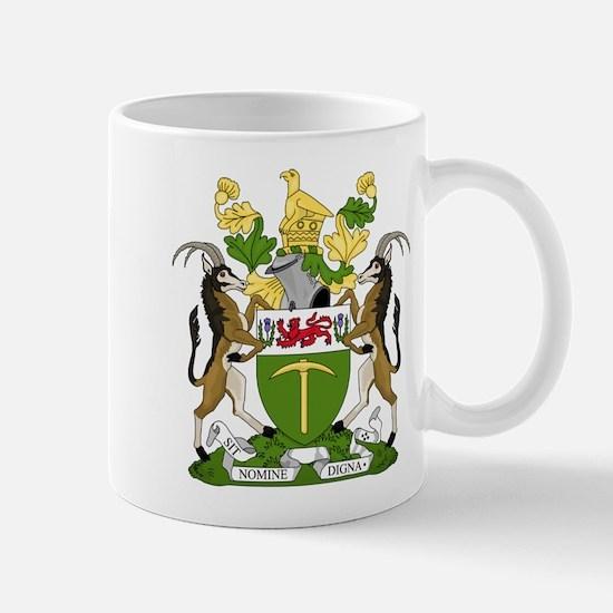 Coat of arms of Rhodesia (1924–1981) Mugs