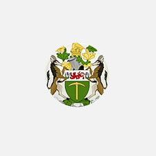 Coat of arms of Rhodesia (1924–1981) Mini Button