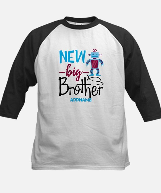 Big Brother New Big Brother Robot Personalized Bas