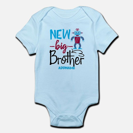 Big Brother New Big Brother Robot Personalized Bod
