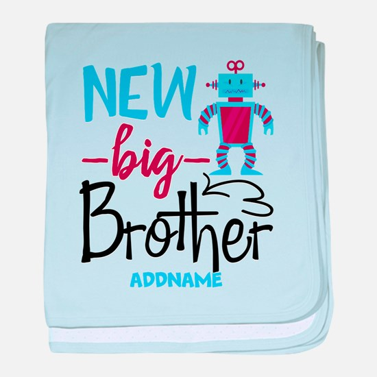 Big Brother New Big Brother Robot Personalized bab