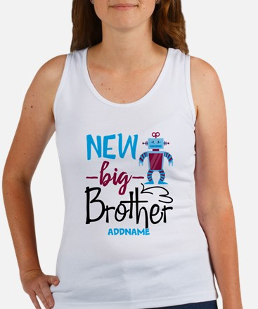 Big Brother New Big Brother Robot Personalized Tan