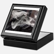 Smoke and Mirrors Keepsake Box