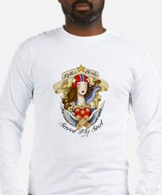 Derby Saved My Soul Long Sleeve T-Shirt