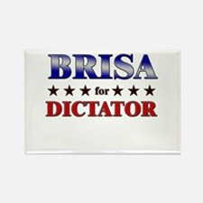 BRISA for dictator Rectangle Magnet