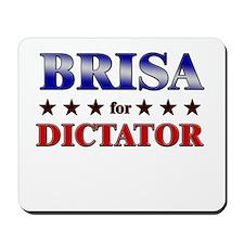 BRISA for dictator Mousepad