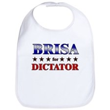 BRISA for dictator Bib
