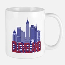 Cleveland City Colors Mugs