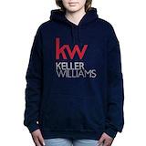 Keller williams Hooded Sweatshirt
