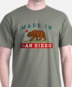 Made In San Diego T-Shirt